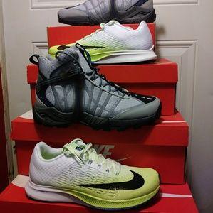 2 pair Women's Size 9 Nike Shoes